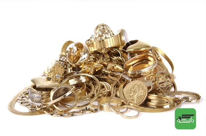 عدم تحویل اشیا قیمتی به شرکت باربری