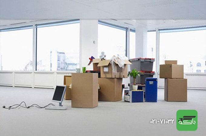 مزایای بسته بندی لوازم منزل در اسباب کشی