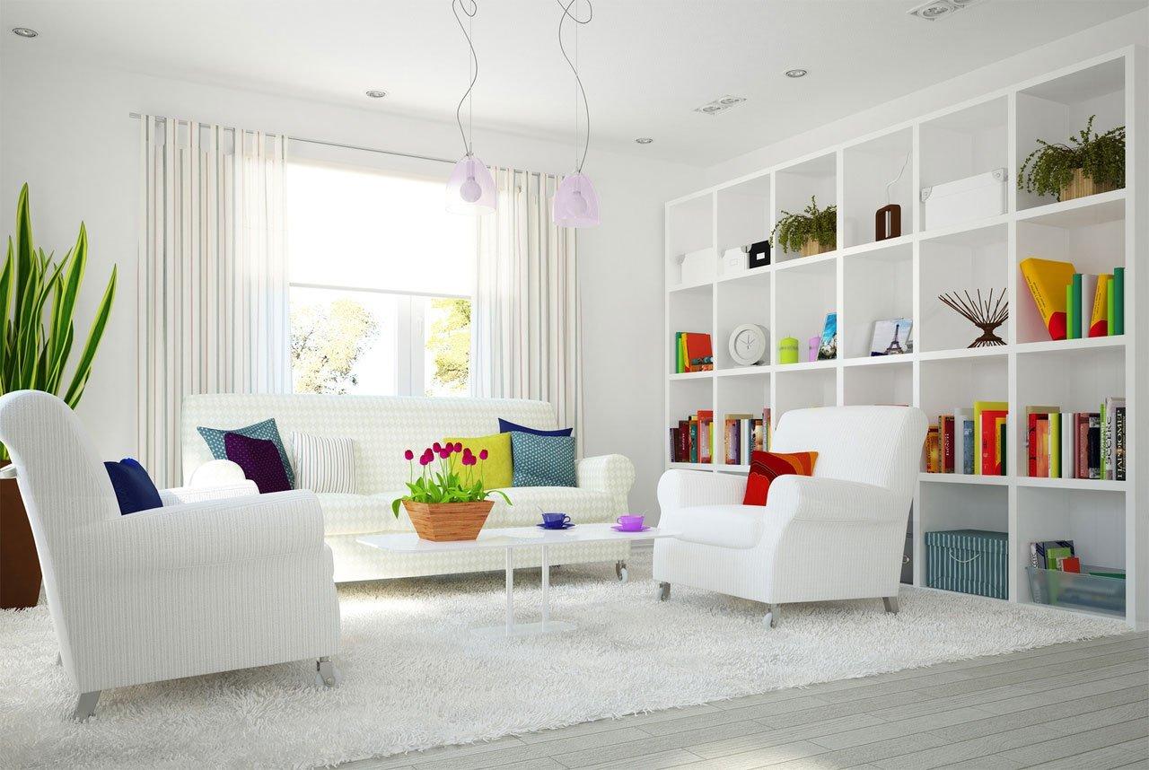 8 ایده برای دکوراسیون خانه جدید