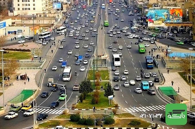 اسباب کشی ارزان در تهران