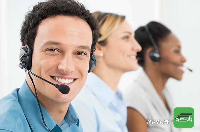 پاسخگویی به مشتریان توسط بهترین باربری تهران