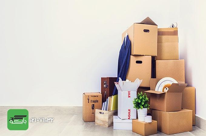 نظم و آراستگی از مزایای بسته بندی لوازم منزل