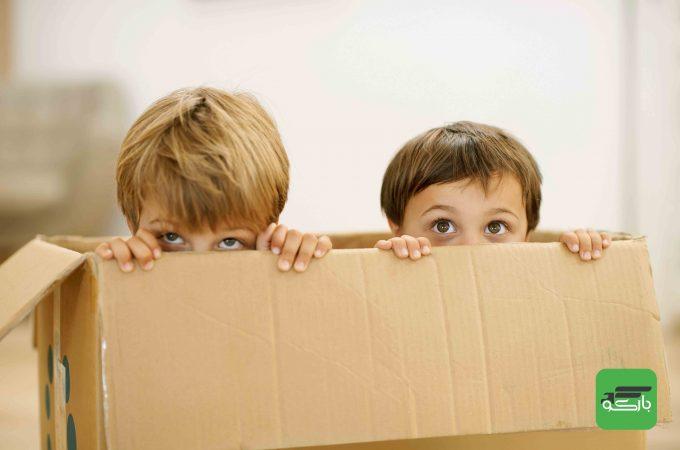 مدیریت خانواده در اسباب کشی